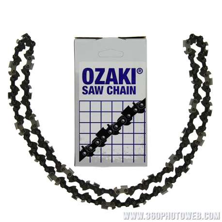 CHAINE OZAKI 3/8 .050 LP 64E (ZK64LP)