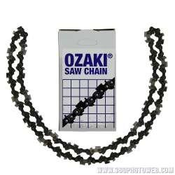 Chaîne Ozaki 3/8 050 LP - 1,3 mm 72E