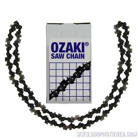 """Chaine Ozaki 3/8"""""""" .050 LP 1,3mm 74E"""""""