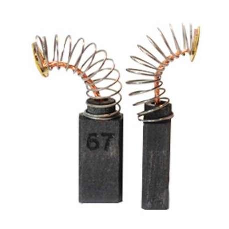 Jeu 2 charbons BOSCH 5x8x15mm, Réf 1617014114 de CHS Pièces Détachées