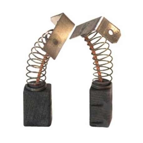 Jeu 2 charbons RYOBI 6 x 8 x 11mm, Réf 6540743 de CHS Pièces Détachées